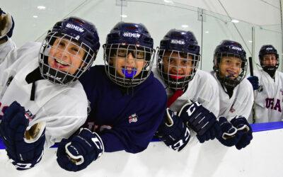 USA Hockey's Try Hockey For Free Day
