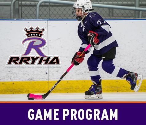 RRYHA Game Program