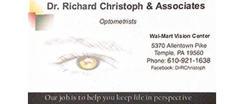 Dr. Richard Christoph